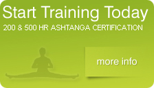 Yoga Teacher training Brampton